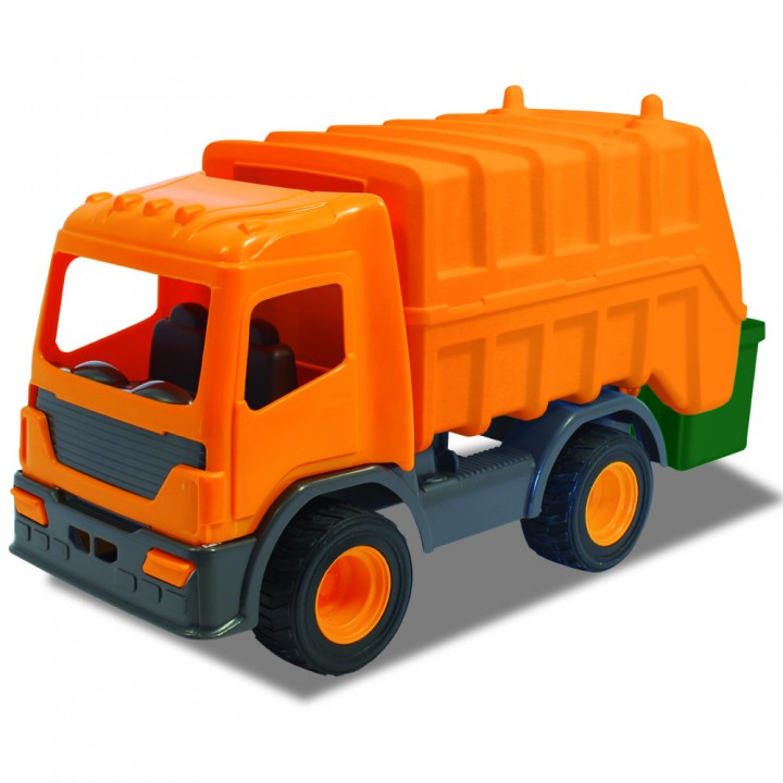 Mašina ECO TRUCK Šiukšliavežė 45 cm dėž