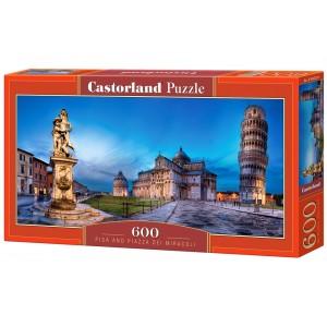 Puzzle Castorland 600 detalių